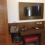 La tv a parete