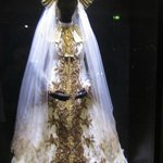 Costume de la prêtresse, Aïda de Verdi
