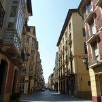 Jaca- interesting local town (30 mins away)