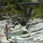 Wild swimming (20 mins away)
