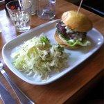 Burger choux