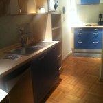 cozinha com fogao do ap 11