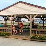The Covered Picnic Area