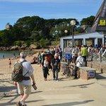 Beach 5 mins stroll form Hotel