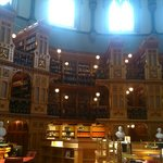 More of the library