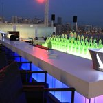 Club at the roof top
