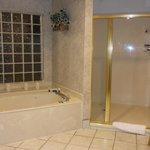 beautiful bathing room