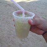 Caipiriña en la Quinta Praia del Morro