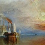 The Fighting Temeraire by JMW Turner. To stand in front of this painting was my highlight.
