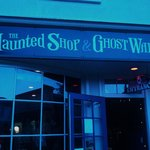 Haunted shop and ghost walks
