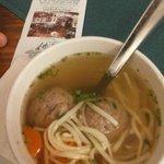 zuppa e menu