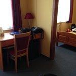 Petite pièce annexe à la chambre