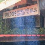 Overnight Stop Kamloops, BC