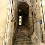 lots of interesting alleys