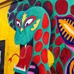 Squatting District Street Art