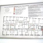 Emergency exit plan