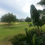 From our Villa Balcony - Beautiful Golf Course