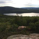View From Cadilac Mountain, in Nearby Acadia National Park