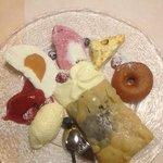 Varietà di dolci
