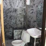 bungallow A4: salle de bain