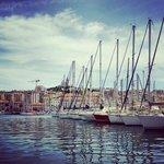 Vu du Vieux Port