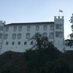 Veduta del castello di Castedarne