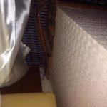 Chambre supérieur juste a côté du lit