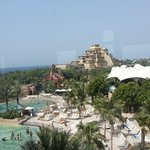Aquaventure, view  from Monorail Station