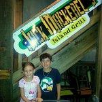 Kids enjoying Jack Mackerel's