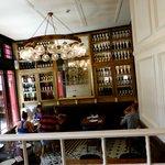 restaurant & wine place