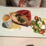 1/2 baby lobster - starter