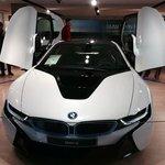 BMW i8 in BMW Welt