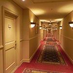 corridors of power