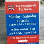 The Ploughcroft Tea Rooms