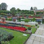 Il giardino del Palazzo