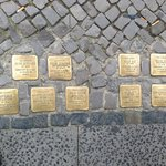 """Stumbling Blocks,"" Berlin"