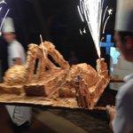Торт в честь дня отеля