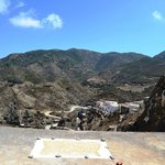 Sui tetti di Olympos