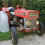 Nostos tractor