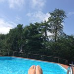 Pool at Hotel Salivolpi