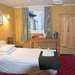 Single Loch view room