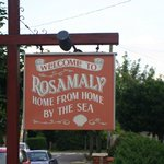 """Rosamaly """"Home from home by the sea"""""""