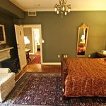 Victorian 1st Bedroom