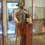 Roman Soldier ready for battle