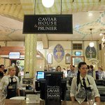 Caviar House & Prunier da Harrods