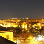 Vista de Roma ( terraço do hotel)