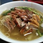 3 Roast soup noodles