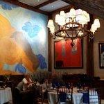 Second Floor diningroom where we had brunch