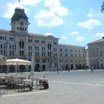 Piazza dell'Unita d'Italia Trieste, Italy