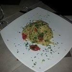 Spaghetti al pomodorino fresco